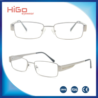 Full-rim metal optical frames,competitive price,italian brandy manufacture in China