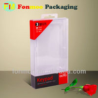 custom high quality thin plastic electrical boxes