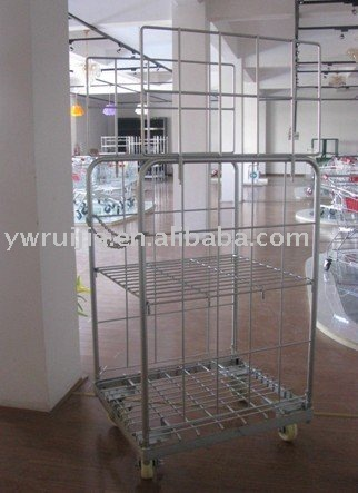 roll containers/roll trolleys/roll carts