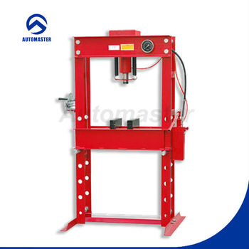 50 Ton Hydraulic Shop Press with CE