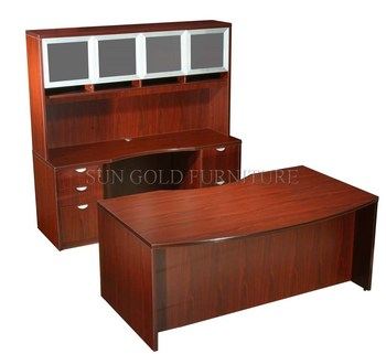 High Quality Office Table Old Fashioned Office Desk Wooden Table Design  (SZ OD250)