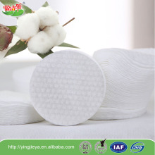 cosmetic and cleansing cotton pads manufacturers