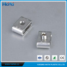 Haitai Quality And Quantity Assured 316 Screw Type Stainless Steel Buckle