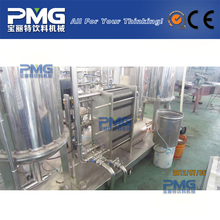 PMG CE Approved Carbonated Drink Mixing Machine / Beverage Pretreatment Equipment Price