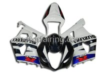 Motorcycle full fairing/body kits for SUZUKI GSXR1000 K3 03-04