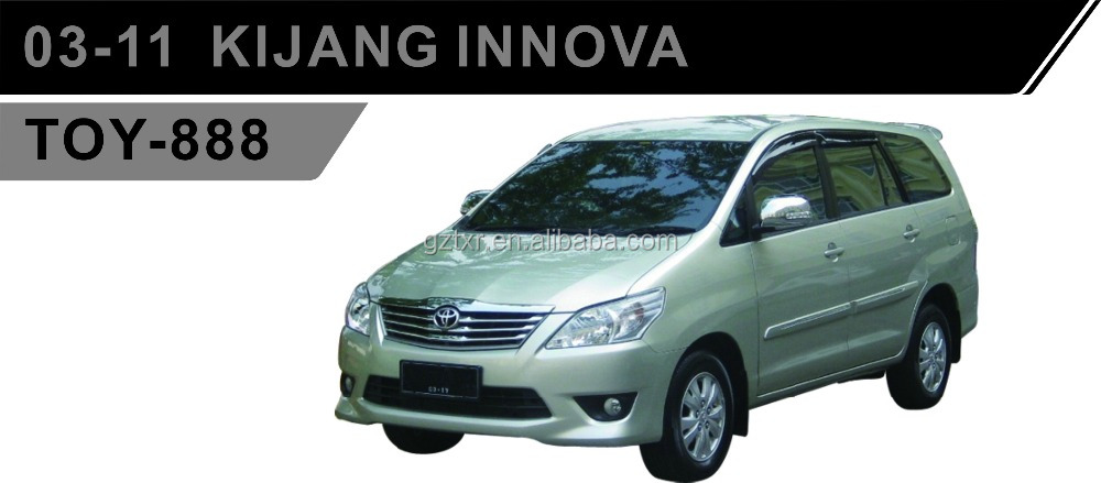 TOYOTA wind Deflector For 03-11 KIJANG INNOVA (TOY-888)
