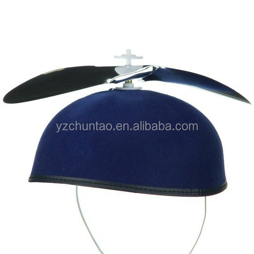 BSCI ,sedex factory wholesale special children cap with fan