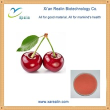 Natural Acerola Cherry Extract Tart Cherry P.E.