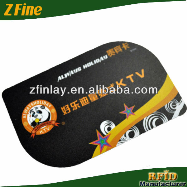 rfid non-standard magic card China supplier