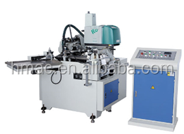 Automatic Paper Cone/Sleeve Making Machine