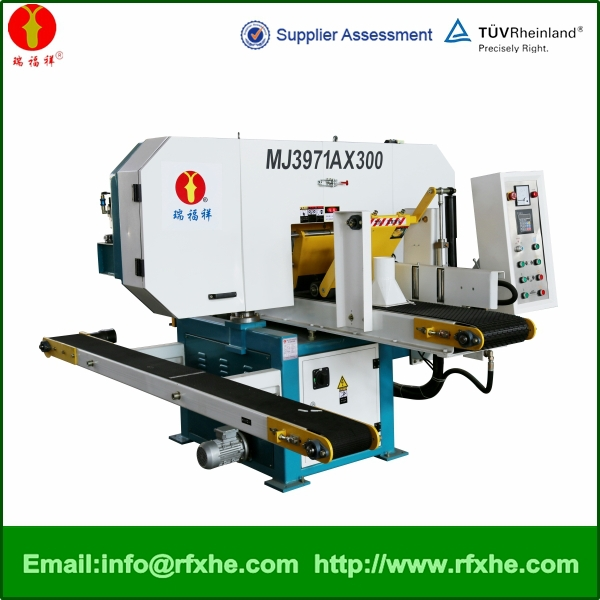woodworking Horizontal band saw /solid wood cutting machine