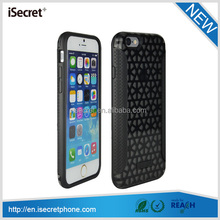 protective spiderman design TPU silicon phone case for iphone 6