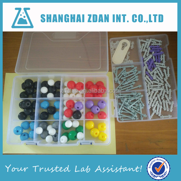 Educational Equipment Physics Laboratory Apparatus Molecular Model