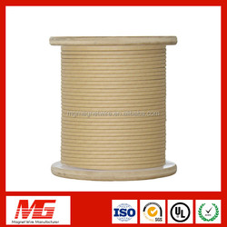 dpc strips polyimide film wrapped kraft paper coated covered winding wires