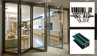 China Best Quality aluminium door frame profile with low price