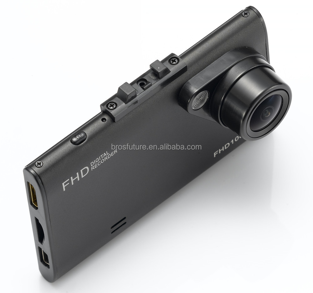 JV100 FHD 1080p Car Black Box 2.7 inch screen 170 FOV Car Camera Slim Dash Camera