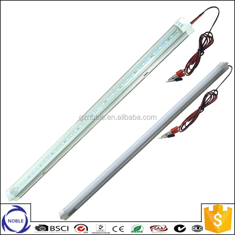 600mm China factory hot-selling solar T8 12v led tube light