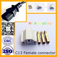 Hot Saling gender electric 3 pin connector