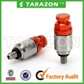 Offroad Motorbike Aluminum Push Button Bleeder Pressure Relief Valve M4X0.7 Dimension