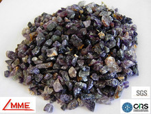 High standard metallurgy grade fluorite granular with low price
