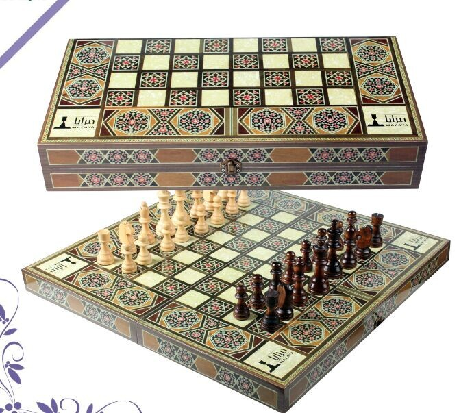 Wooden chess game set buy cheap chess sets wooden 8 in 1 - Inexpensive chess sets ...