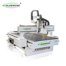 Manufacturer 2018 hot sale wood atc cnc router engraving machine
