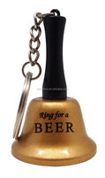 ring for beer great ringing bell with keyring set as small gifts