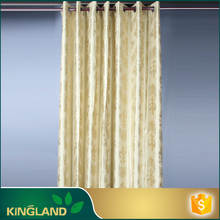 Ready made curtain supplier Classical door brand name curtain