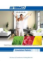 Terramatt - Interior Acylic Matt Emulsion Paint
