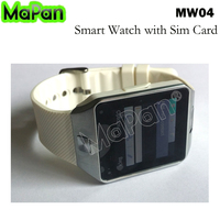 "2015 best seller 1.54"" smart watch with standby time 100h, low cost of price smart watch phone with MTK6260A 530MHz"