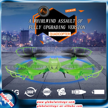 New Arriving! GLOBAL DRONE GW100 Wholesale New Drone/Quadcopter/Aerocraft with 6-axis With Headless Mode & One Key Return