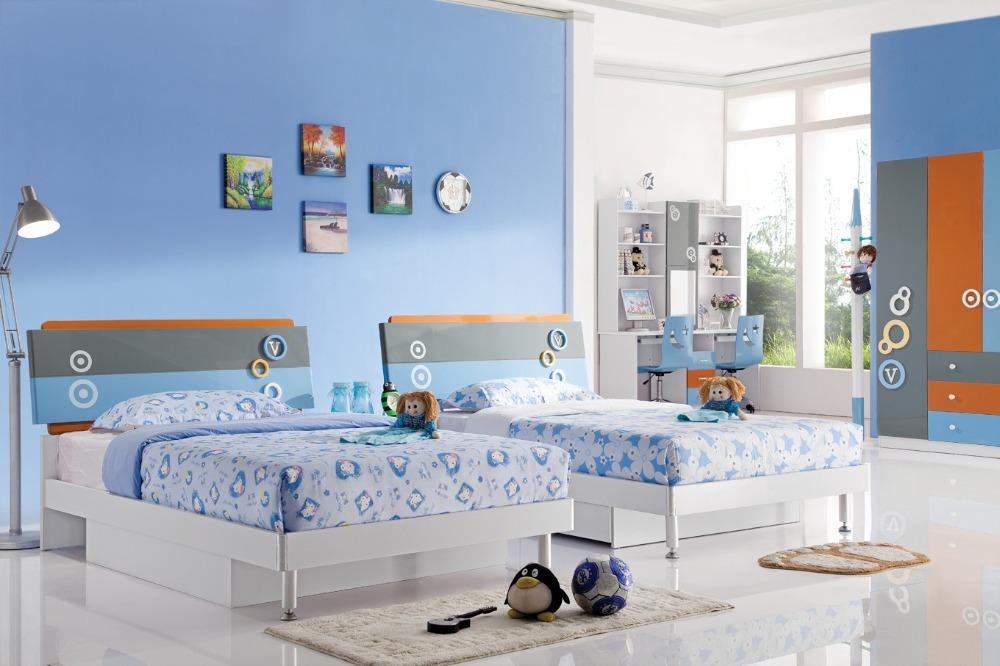 wholesaler twin bedroom sets kids furniture hot offer