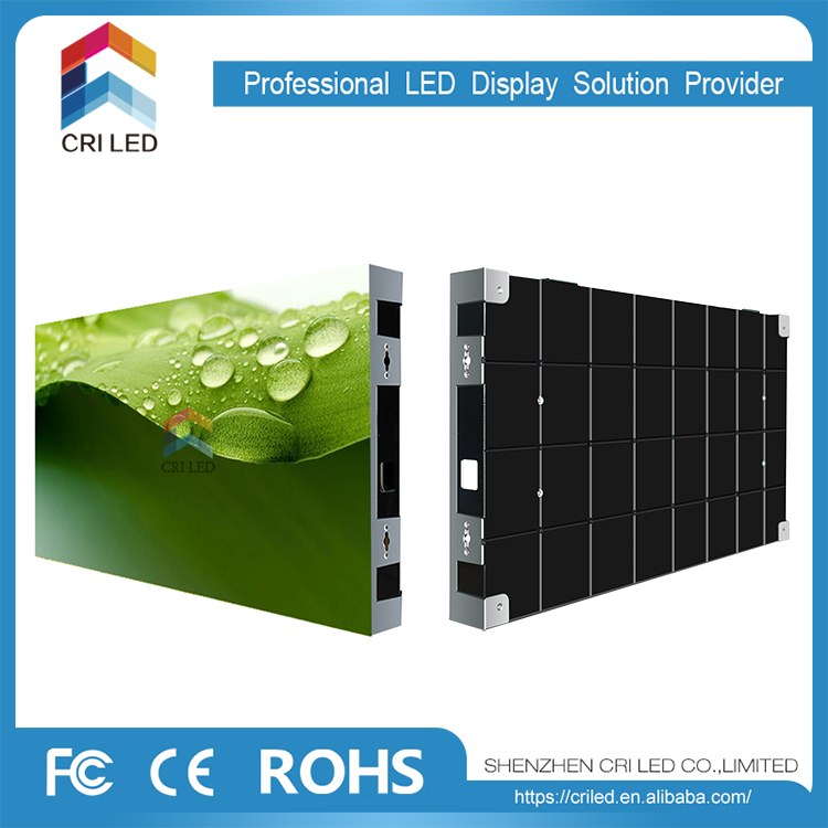 2017 new invention product FRONT SERVICE Indoor Full Color P2.5 Rental Led Display board
