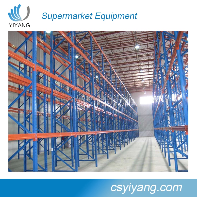 High Quality Wholesale Warehouse Metal Power Duty Storage Rack/industrial longspan shelving