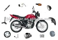 Japanese Motorcycle CG125 FAN CARGO Parts and Accessories