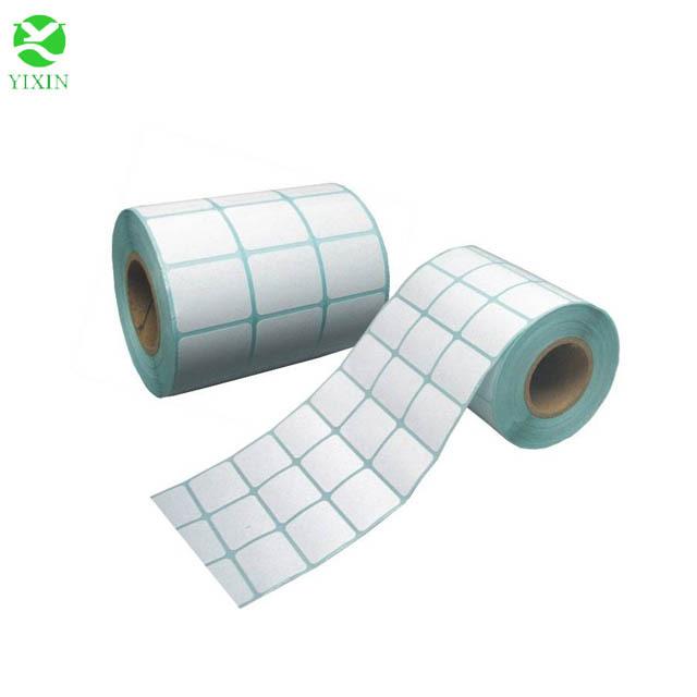 Custom market stickers printing machine self adhesive garment