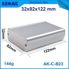 custom aluminium housing box power enclosure which is used to GPS tracking