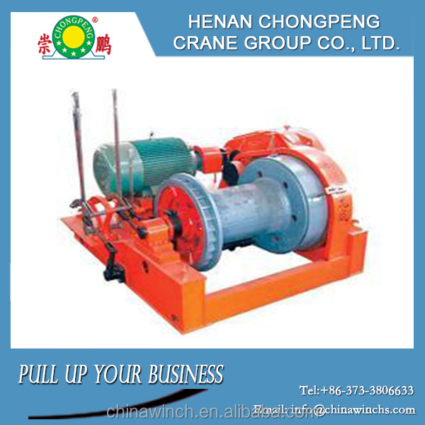 Hot Sale Wire Rope Manual Winch For Construction