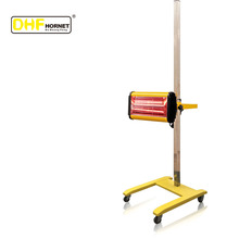 1100 watt spray booth Infrared lamp
