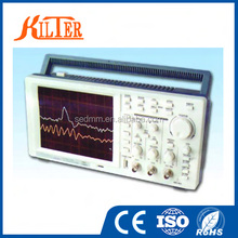25MHz Simulative Bandwidth PDS-5022S scientific Oscilloscope