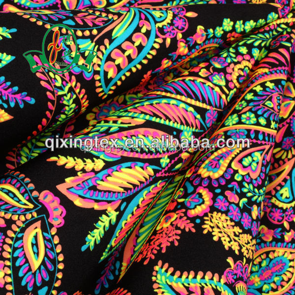 Nylon Spandex Fabric Digital Printing