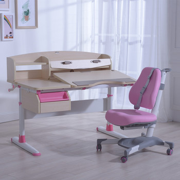 day-care center chair and desk adjustable chair tilting table 120-6