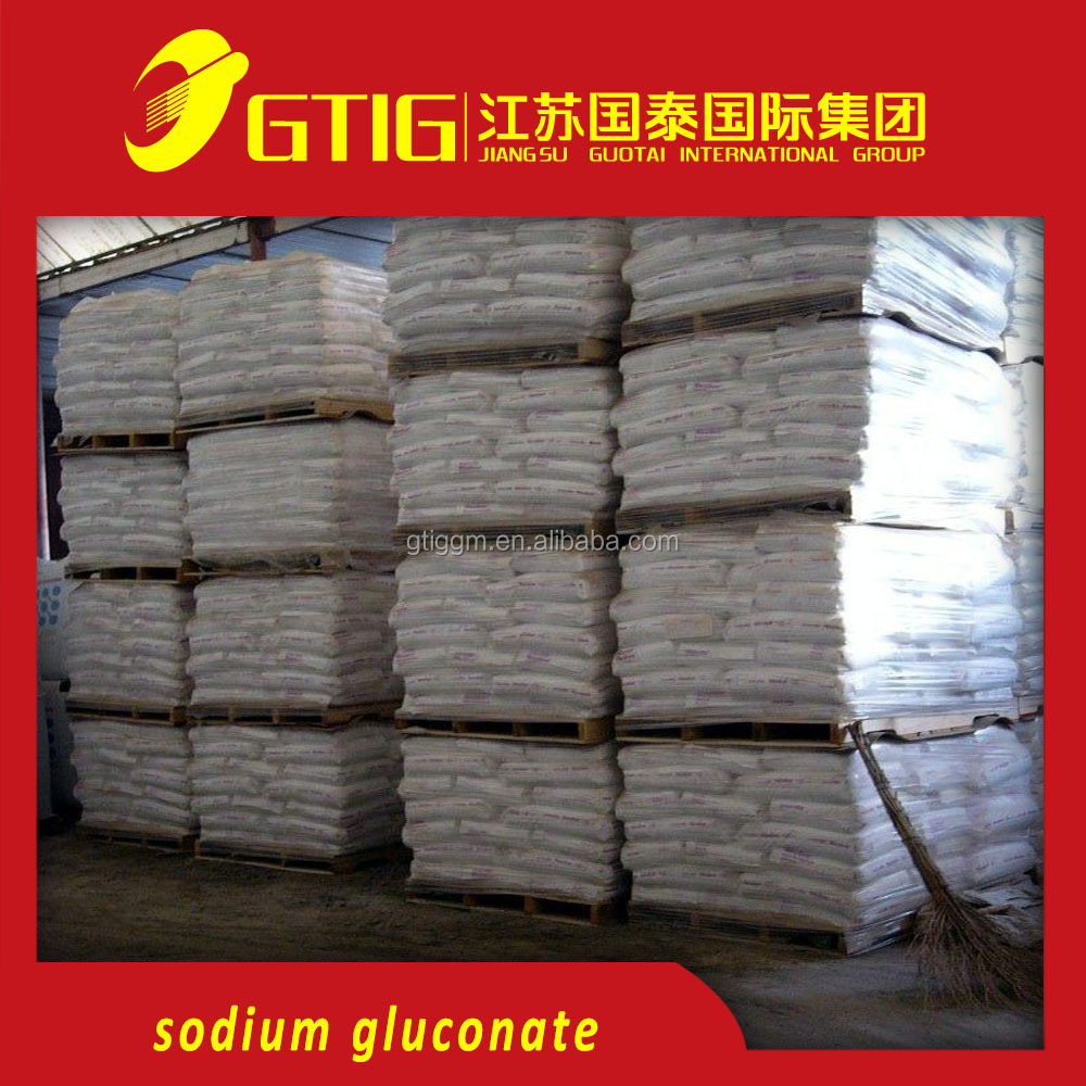 New Flame Retardant At Factory Price Cas:527-07-1 Sodium Gluconate