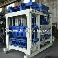 QT5-20 automatic sand cement lime brick block making machine for sale