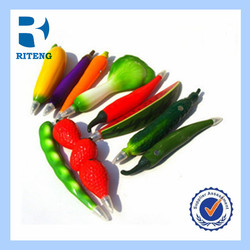 newest style novelty magnetic vegetable pen novelty pens