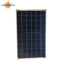 YINGLI 60 cell solar photovoltaic modules with wholesale price