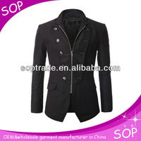 bulk mens european style clothing mens jacket fashion 2013