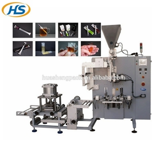 HST-30B full-automatic perforated tea stick bag packing machine with filter holes