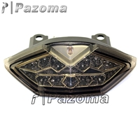 Factory Price Pazoma Smoke LED Mortorcycle Integrated Tail Light With Turn Signals For Kawasaki Z1000 10-13