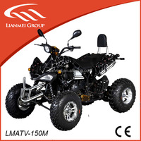 diesel 4 wheelers 150cc atv with CVT gear and strong horsepower for hot sale
